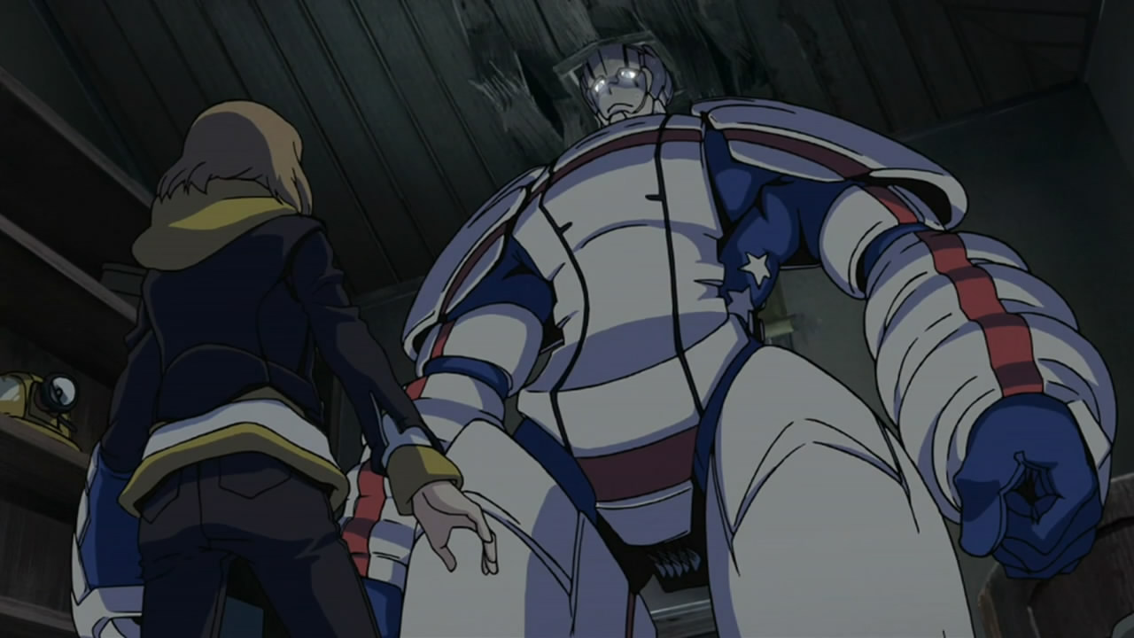 Heroman Episode 01 Review Otaku Revolution