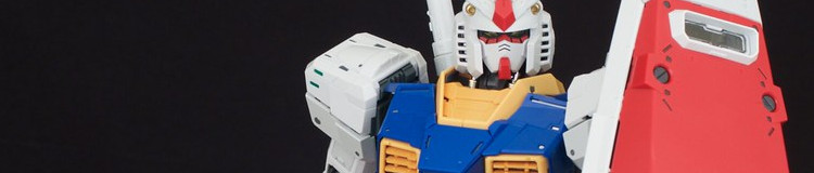 Unleashed Perfect Grade RX-78-2