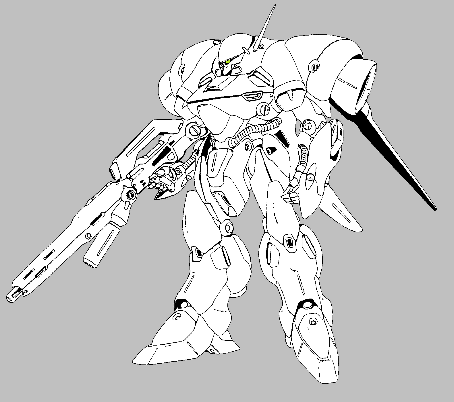 Layman S Gunpla Guide Gundam Line Art Collection Otaku