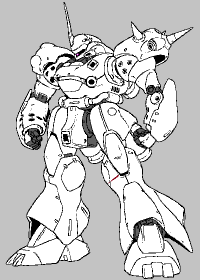 Zaku Lineart : Layman s gunpla guide gundam line art collection otaku