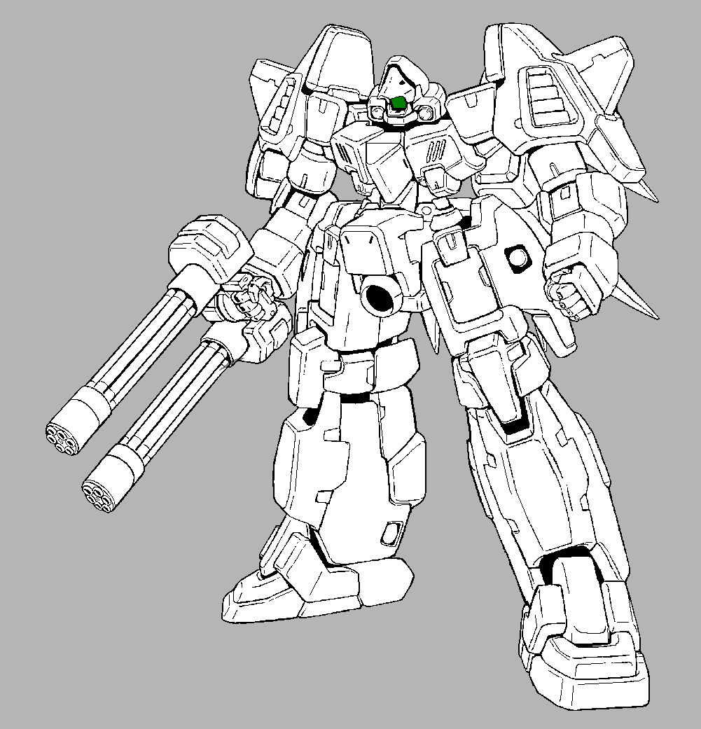 g gundam coloring pages - photo#49