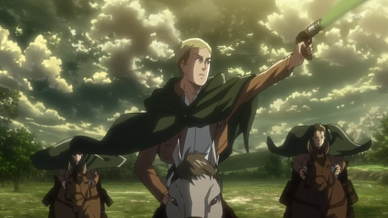 Attack on Titan Part IV (Episodes 14-22): Remember the