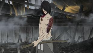 Lupin Iii Goemon IshikawaS Spray Of Blood