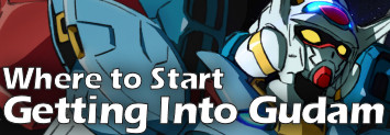 Falldog's Guide to Getting Into Gundam