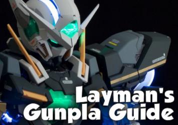 Layman's Gunpla Guide