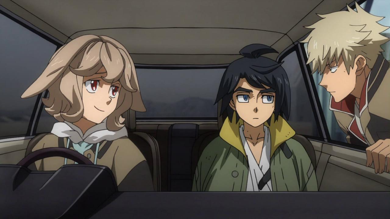 Kết quả hình ảnh cho Mobile Suit Gundam: Iron-Blooded Orphans Season 2