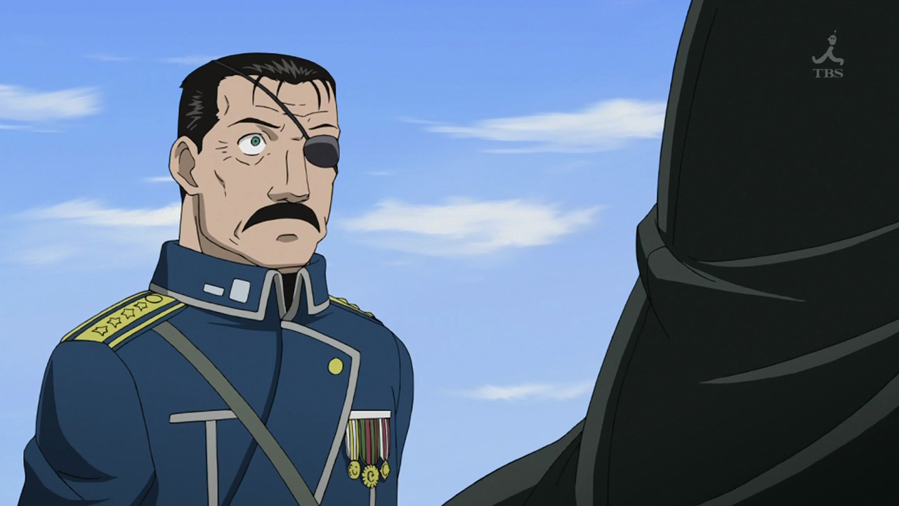 Fullmetal Alchemist: Brotherhood - Episode 29 Instant ...